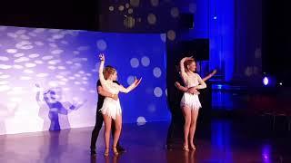 Latin Dance Canberra Bachata Team - Stomp 2019 Canberra