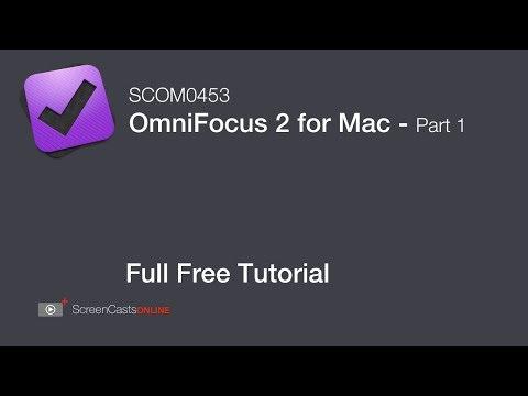 OmniFocus 2 for