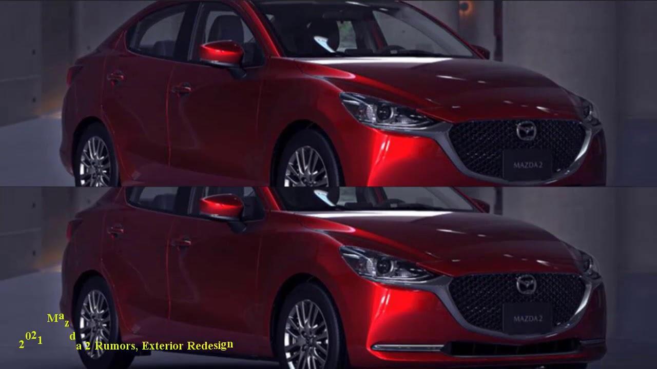 2021 Mazda 2 Style