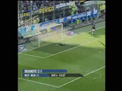 Stagione 2006/2007 - Inter vs. Milan (2:1)