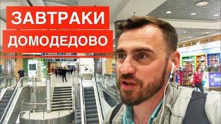 Где позавтракать в Домодедово? Обзор ресторанов аэропорта
