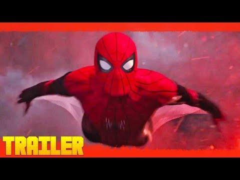 Spider-Man: Lejos de casa (2019) Marvel Tráiler Oficial Subtitulado