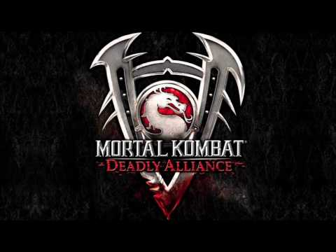Mortal Kombat Deadly Alliance OST Music  Shang Tsungs Palace l Nethership