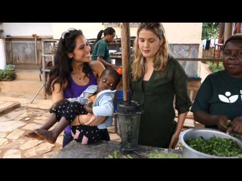 Kimberly Snyder And Gardens For Health International Youtube