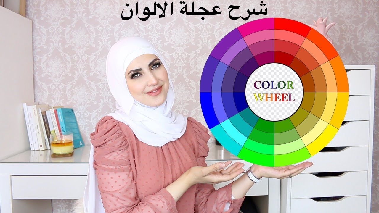 Color Wheel تنسيق الملابس باستخدام عجله الالوان Youtube