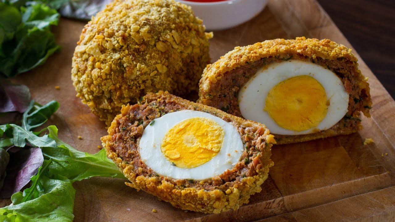 Scotch Eggs Recipe Gordon Ramsay