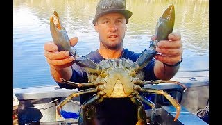 Boatcamping, Spearfishing, Crab Trapping Adventure