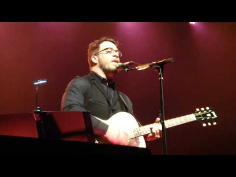 16  Flower by Amos Lee Lyric Opera House  Baltimore, MD 11-20-2013