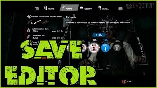 The Evil Within Save Editor | Xbox 360 Tutorial | Todo el Dinero, Mejoras & Armas.