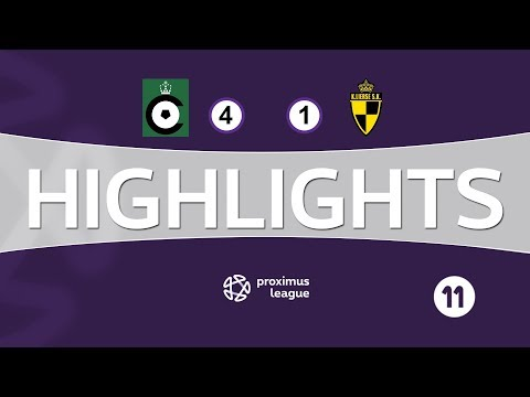 Highlights NL / Cercle - Lierse / 19/01/2018