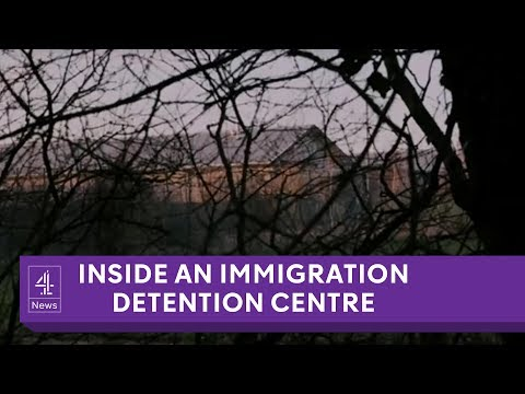 Yarl's Wood: Undercover in the secretive immigration detention centre | Channel 4 News