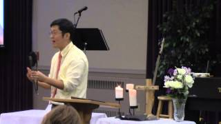 "06.07.2015 Sermon ""Here I am, Lord, Send Me"""