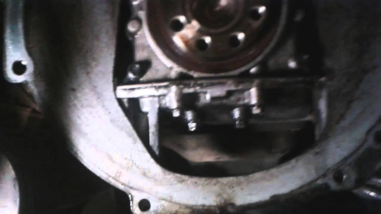 Замена сальника распредвала киа сид 2008 Замена эластичной муфты кардана f15