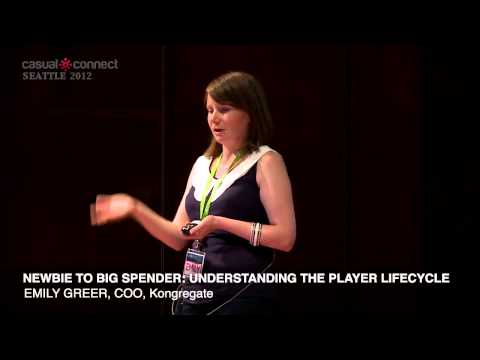 Newbie to Big Spender: Understanding the Player Lifecycle | Emily GREER