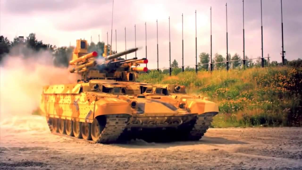 Ruské bojové vozidlo Terminátor bylo vyzkoušeno v Sýrii