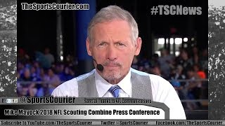 Mike mayock 2018 nfl scouting combine ...