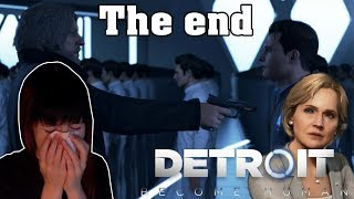 -CRIES IN SPANISH- - Detroit: Become Human - Part 12 (The End) (Walkthrough)