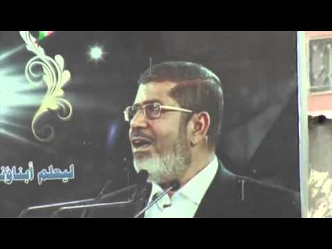 Ousted Egyptian Pres  Morsi's Trial Adjourned