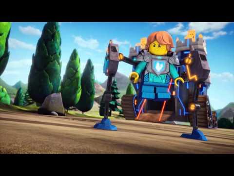LEGO® NEXO KNIGHTS™ - webizoda 8 - Odvážný a smělý (a malý) Sir Robin from YouTube · Duration:  4 minutes 3 seconds