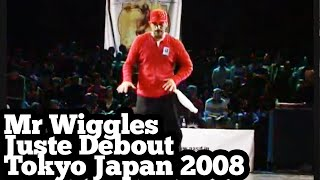 MR WIGGLES @ JUSTE DEBOUT JAPAN