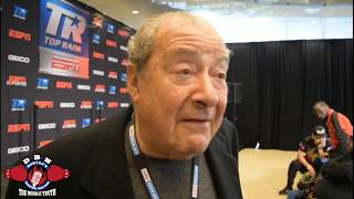 ARUM REACTS TO CANELO TESTING POSITIVE FOR PED FOR GOLOVKIN