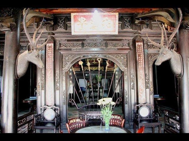 Cận cảnh nhà cổ toàn bằng gỗ quý, nguyên vẹn sau 127 năm