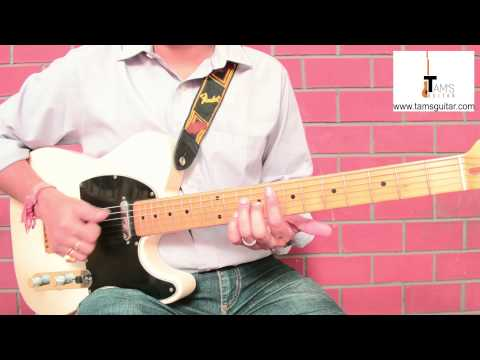 Zindagi kuch to bata (Bajrangi Bhaijaan) guitar lesson (www.tamsguitar.com)