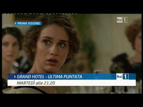 Grand Hotel - Ultima puntata - Martedì 22 settembre alle 21.20 su Rai1