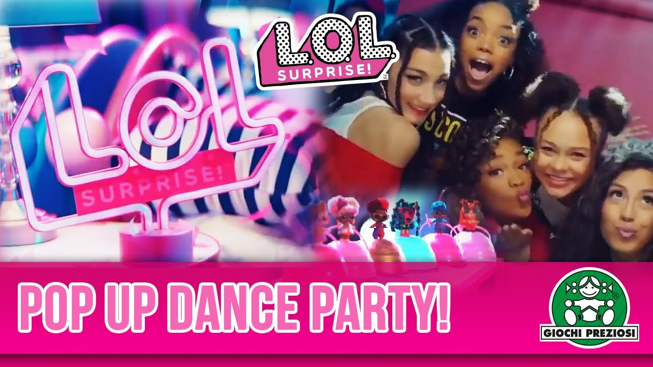 Giochi Preziosi | L.O.L. Surprise! - Pop Up Dance Party!