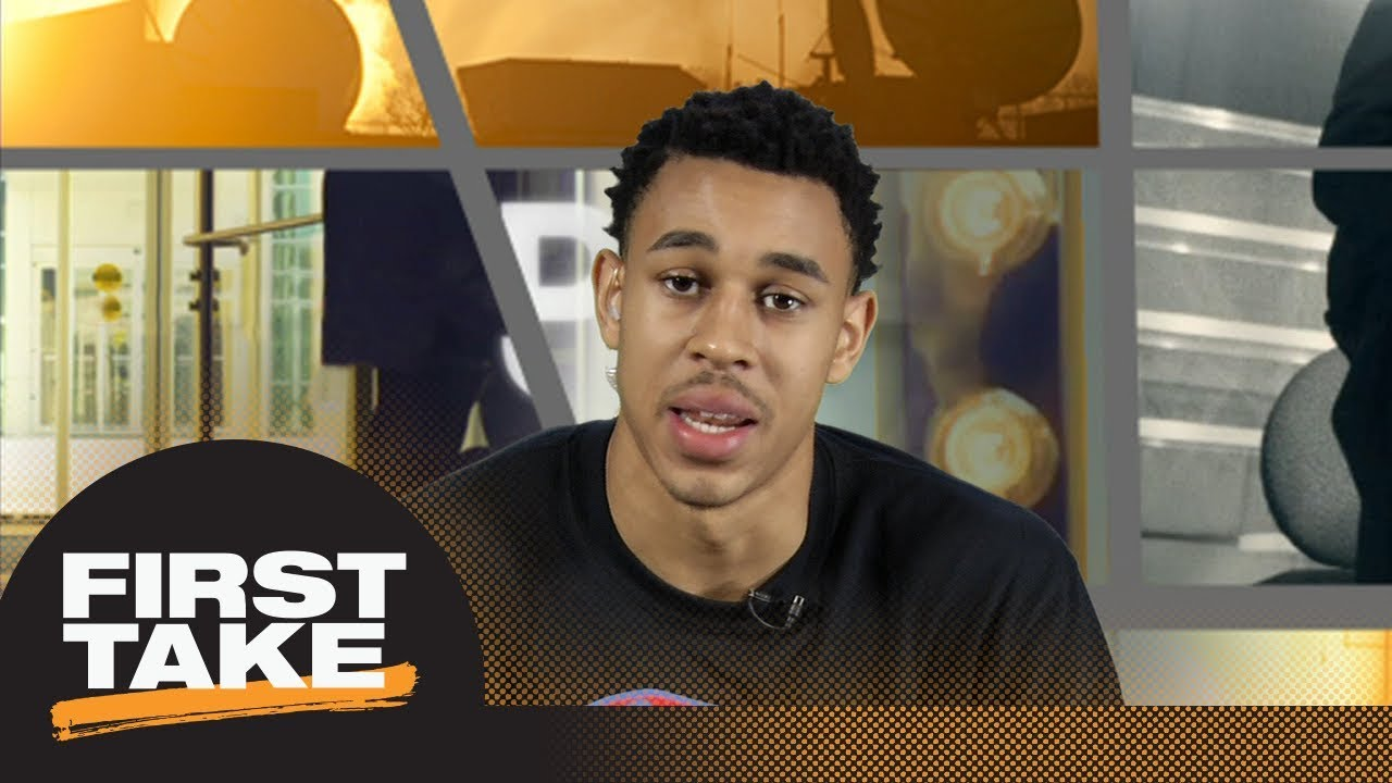 Zhaire Smith reflects on getting drafted by Suns, traded to 76ers | First Take | ESPN
