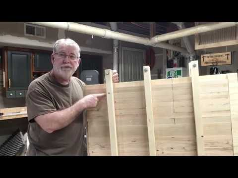 A Must Have Jig To Make Rustic Flags