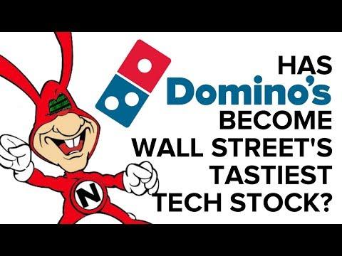 Has Domino's Become Wall Street's Tastiest Tech Stock?