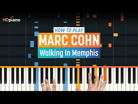 "How To Play ""Walking In Memphis"" by Marc Cohn 