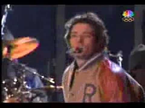Nsync Pop Live at 2002 Winter Olympics in Salt Lake City