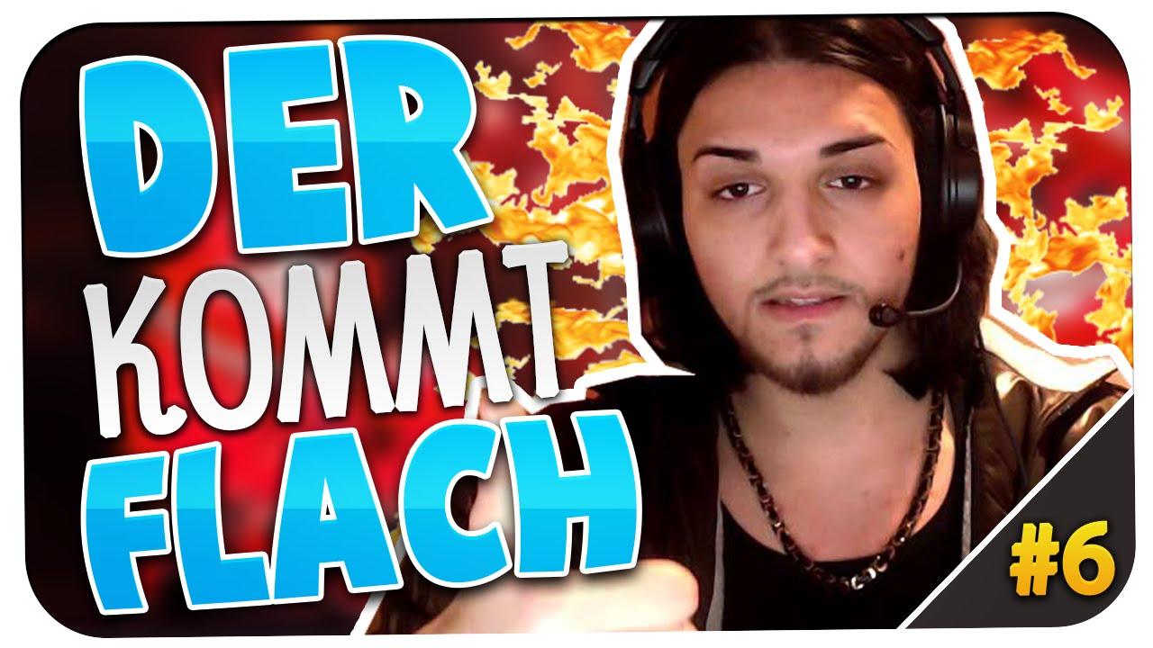 Der Kommt Flach : der kommt flach 6 ok mit apokalyptored youtube ~ Watch28wear.com Haus und Dekorationen