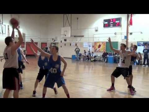 78th Precinct Youth Council Basketball Juniors Playoffs 2nd Rd Team 9 Vs 11