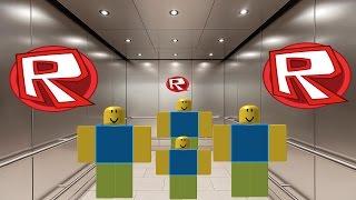 ROBLOX - Die Zufälligkeit von The Elevator Remade!!!