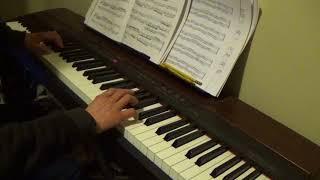 J.S. Bach - Invention No. 6 in E Major