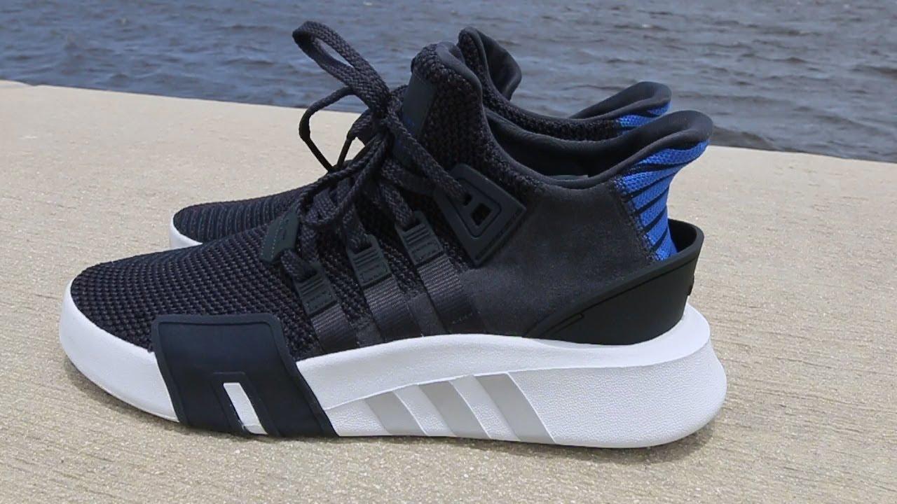 sports shoes 13c3c f5262 ADIDAS EQT BASKETBALL ADV REVIEW