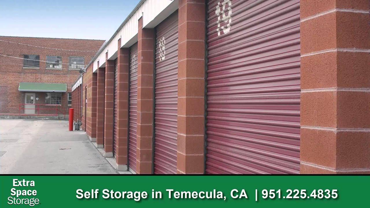 Self Storage in Temecula CA Extra Space Storage