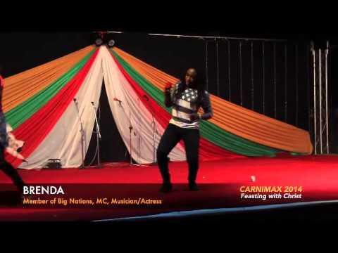 BRENDA LIVE PERFORMANCE @ CARNIMAX 2014