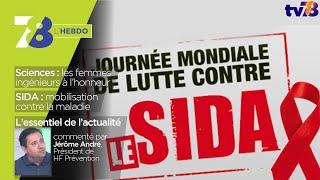 7/8 L'Hebdo. vendredi 30 novembre 2018