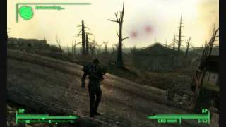 Fallout 3, A Little Gameplay