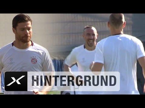 Franck Ribery, Arjen Robben, Xabi Alonso: Kampf um Verträge | FC Bayern München
