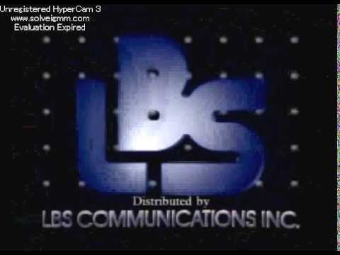 DIC Entertainment Filmed LBS Communications Inc Videotaped Logos (1985/1989)