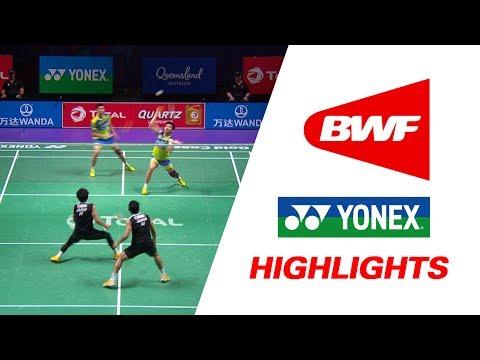 TOTAL BWF Sudirman Cup 2017 | Badminton Day 4 Grp 1C-JAP vs MAS – Highlights
