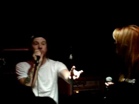 jonny craig singing cry me a river with his sister