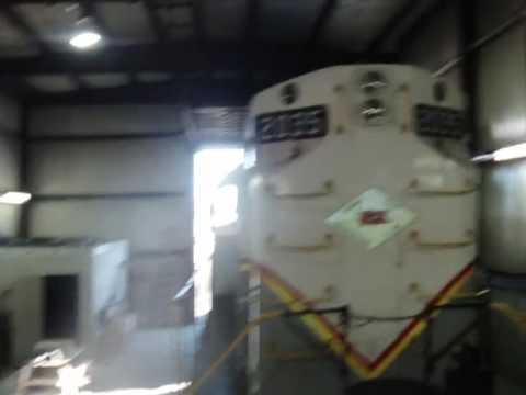 My 100TH VIDEO/The ALCO Experience:ALCO RS-11 Cab Tour 1/7