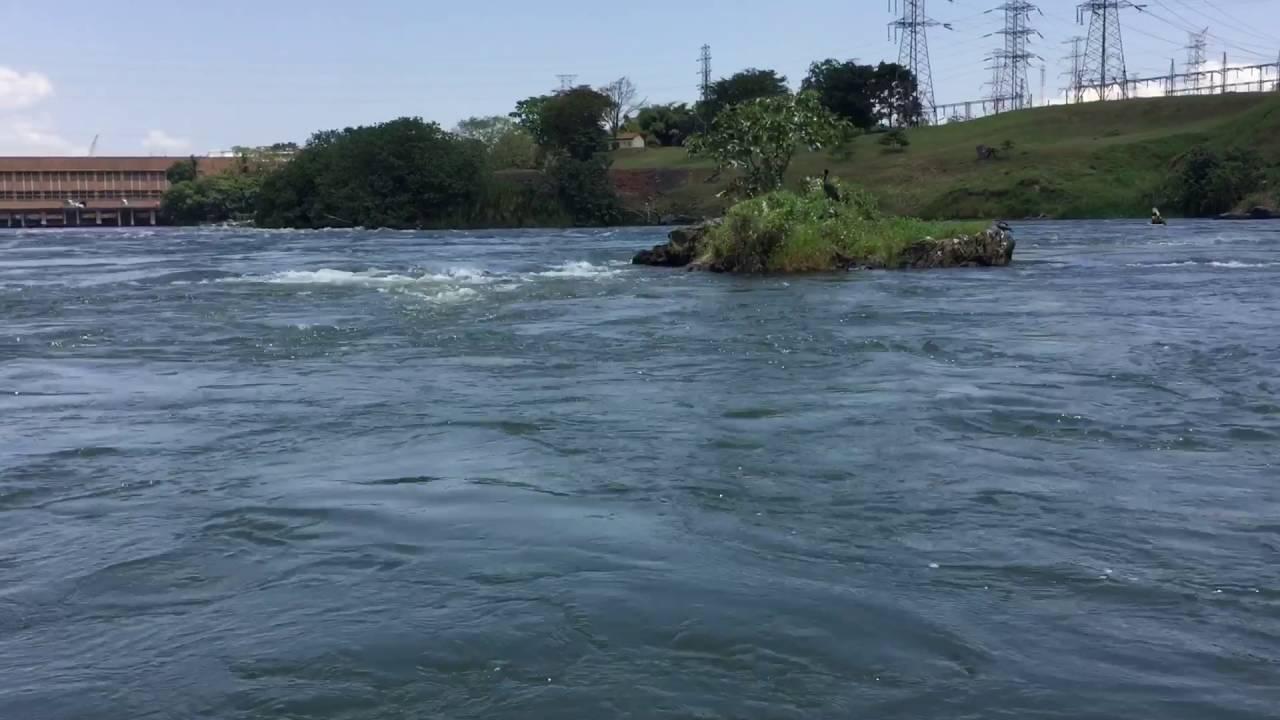 منبع نهر النيل بحيرة فكتوريا أوغنده Youtube