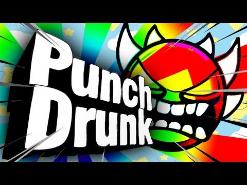Geometry Dash - PunchDrunk VERIFIED (Extreme demon) 100% by Zylenox (me) (Live)